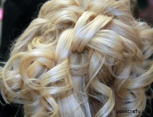 Создание полноценного объема волос