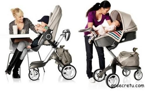 Сравнение детских колясок
