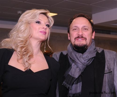 Стас Михайлов с Инной Канчельскис