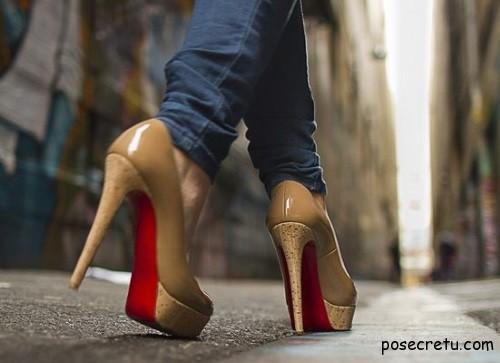 Стильная женская обувь осень 2014