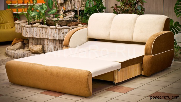 Типы диванных каркасов