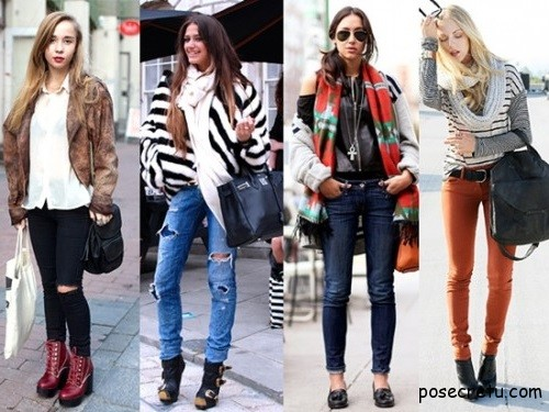 Уличная мода 2014