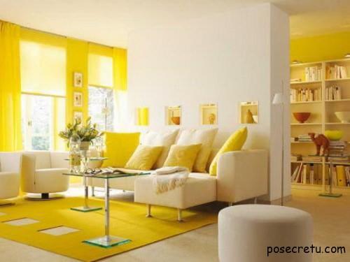 Уютный дизайн гостиной в квартире