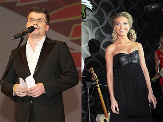 Харламов и Кристина Асмус
