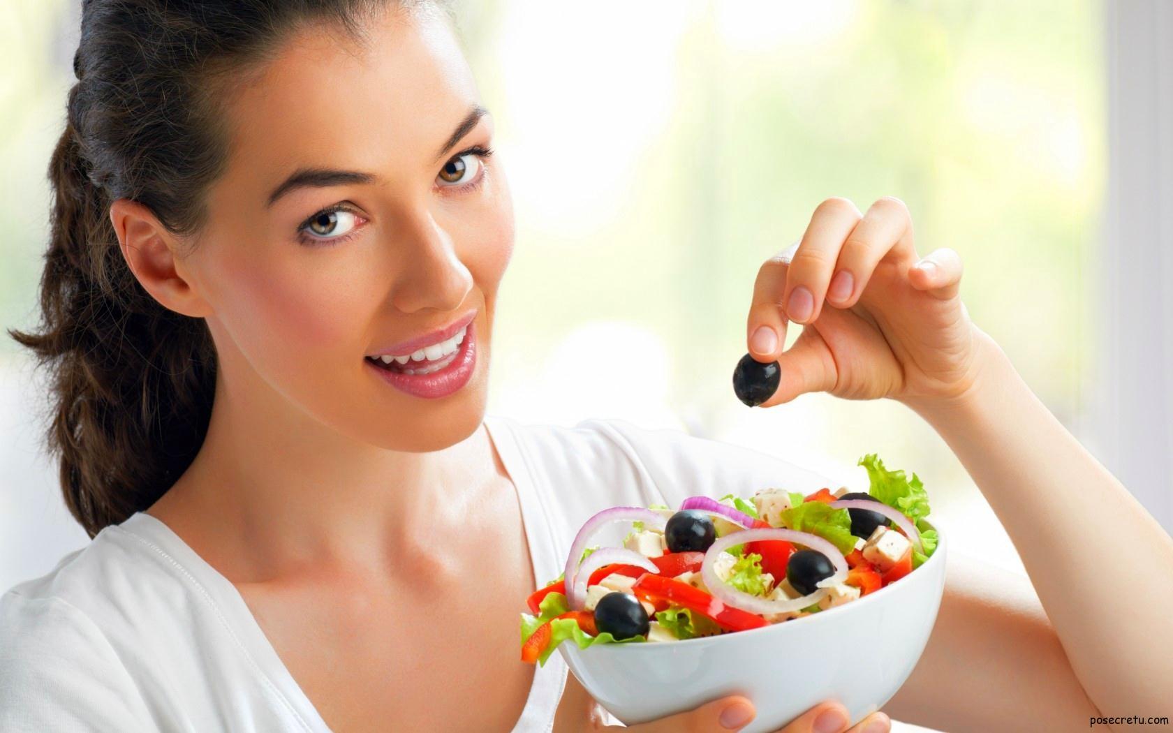 Худеем с помощью диеты