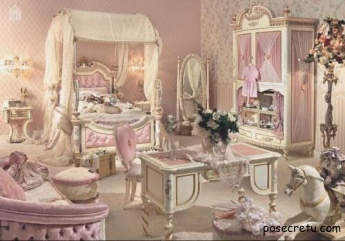 Элитная мебель для детских комнат