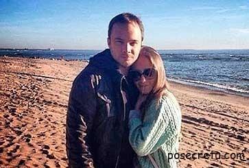 Юлия Аршавина и Андрей Чадов