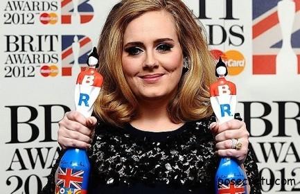 Премия Брит Эвордс 2012 года