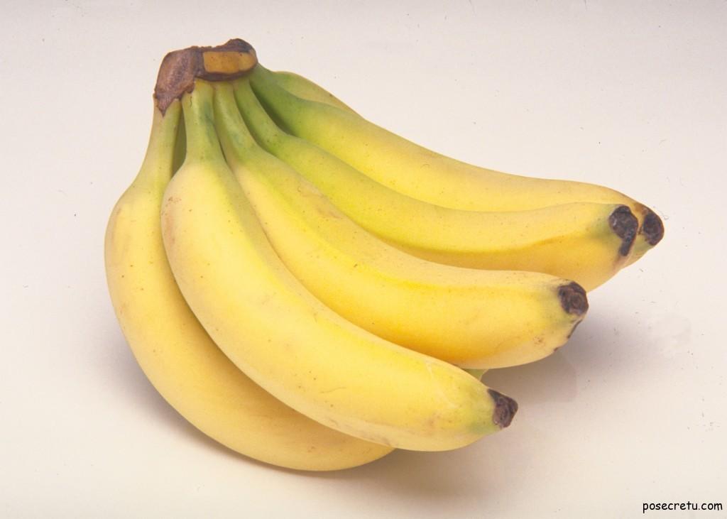 бананы помогают бороться с мигренью