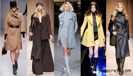 выбираем пальто по фигуре