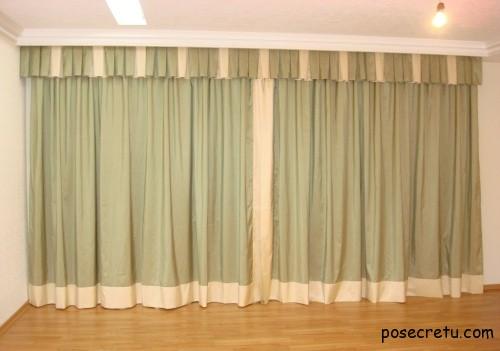 выбрать шторы в зал
