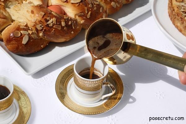 греческое кофе