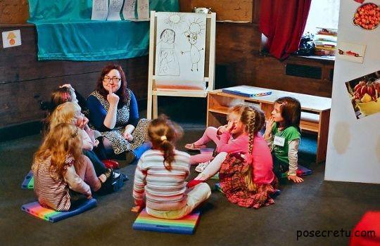 дети учат иностранные языки
