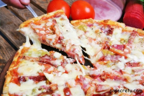 европейская пицца