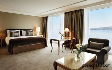 женевский отель President Wilson Hotel