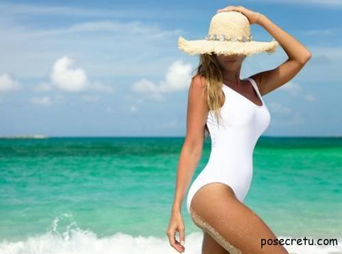 защита волос и кожи от солнца