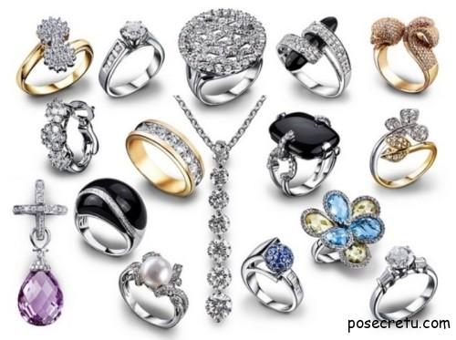 какие серебряные украшения в моде