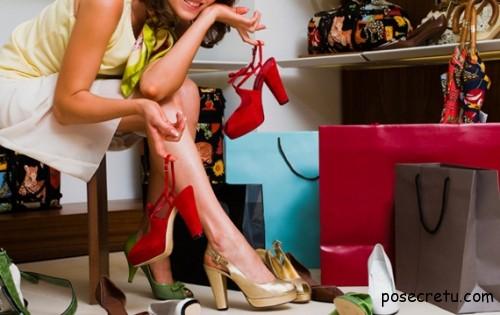 как выбрать обувь на лето