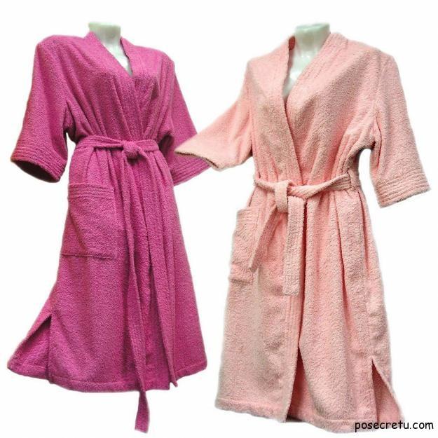 Пошив халата своими руками