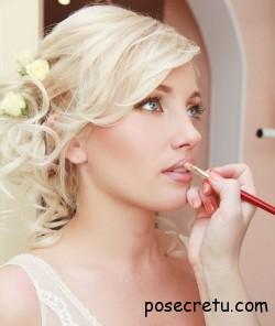 как лучше накраситься на свадьбу