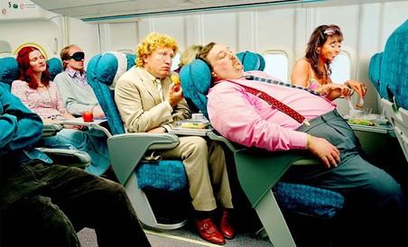 как удобнее летать на самолёте