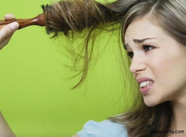 как укрепить корни волос в домашних условиях