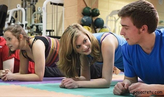 косметика и фитнес