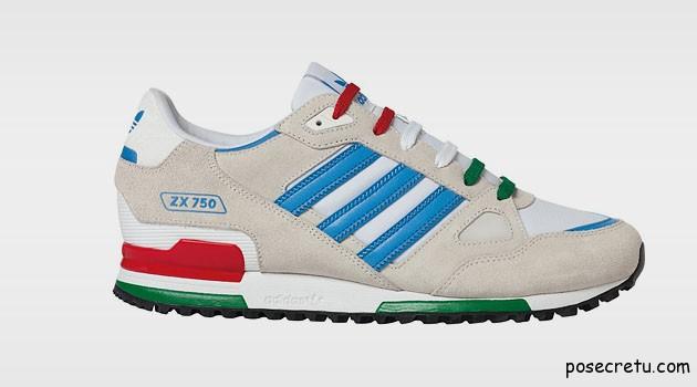 кроссовки Adidaszx 750