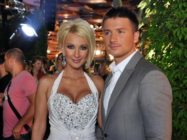 Кудрявцева и Лазарев