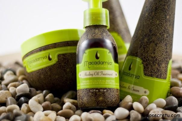 линия по уходу за волосами «Macadamia Natural Oil»