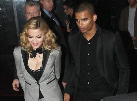 Мадонна и Брахим Заибат