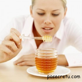 мед вернет красоту