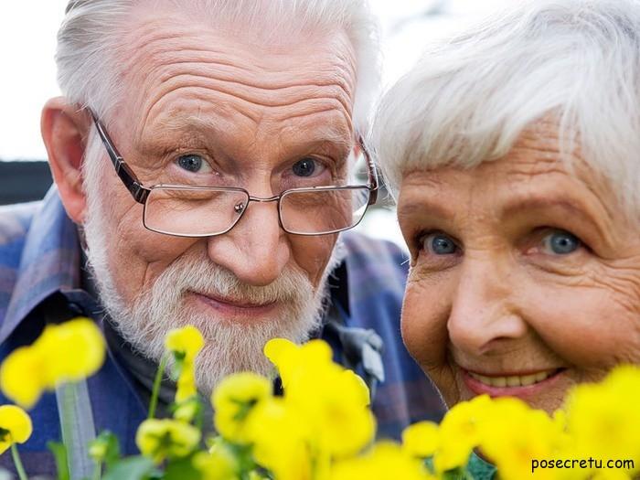 мужчины и женщины долгожители