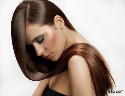 наращивание волос у себя дома