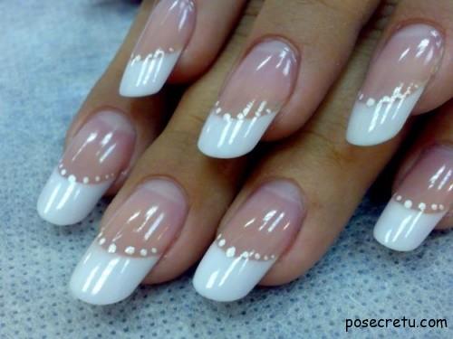 наращивания ногтей акрилом в домашних условиях