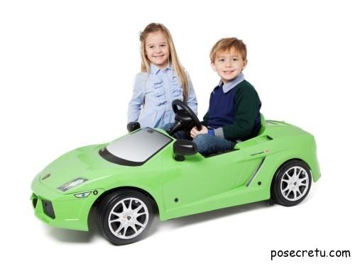 педальная машина для вашего малыша