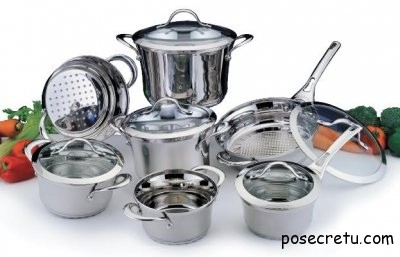 посуда в качестве подарка