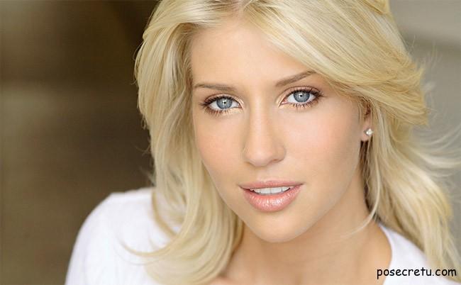 правильный макияж для блондинок