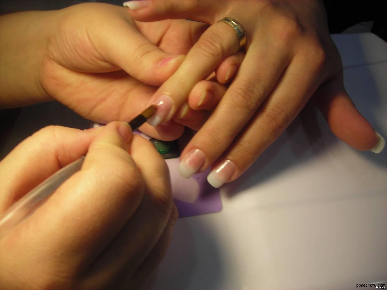 Наращивание ногтей в домашних условиях: как нарастить ногти 34