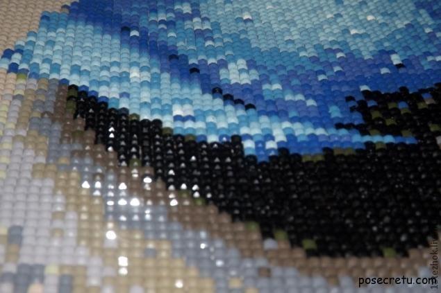 технология алмазной вышивки