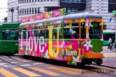 трамвай для влюблённых