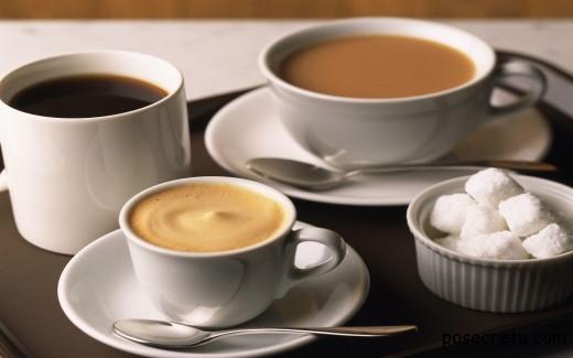 чай кофе