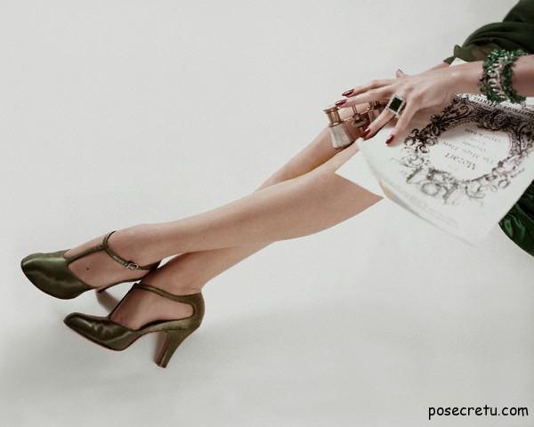что одеть если ножки кривые