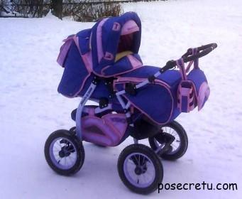 зимняя коляска