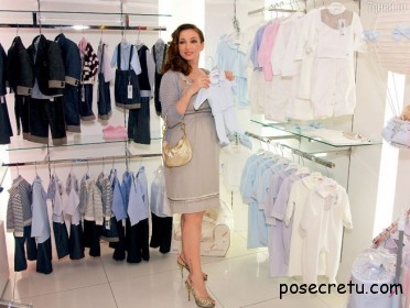 Анфиса Чехова впервые стала мамой