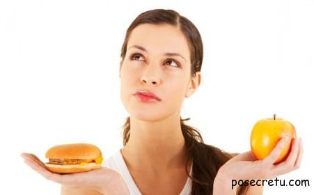 Продукты, помогающие не переедать