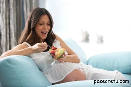 беременным можно есть все