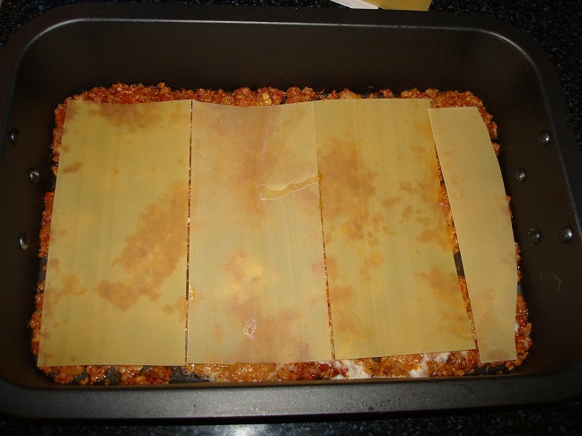 Тесто для лазаньи приготовление в домашних условиях
