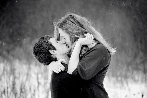 Целуйтесь на здоровье