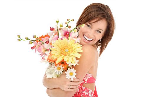 дарите цветы любимым!